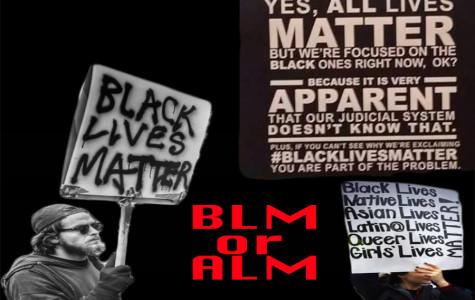 Do #BLACKLIVESMATTER or do #ALLLIVESMATTER?