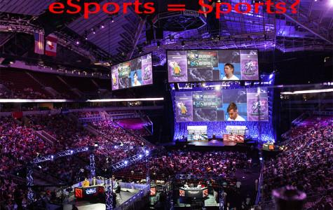 Are eSports Actual Sports?
