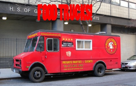 Food Trucks: Try Something New