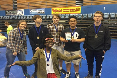 Destination Imagination, Destination Knoxville