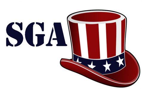 SGA Looking for Leaders Like You