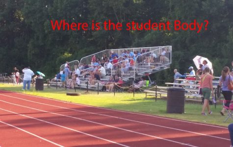 Are We Flexing our School Spirit for the Gram rather than at the Games?