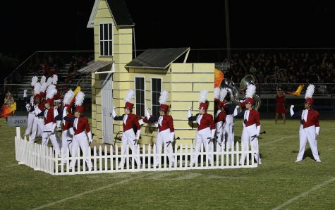 BJHS Competition Marching Band