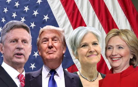 Making History: The 2016 Presidential Race