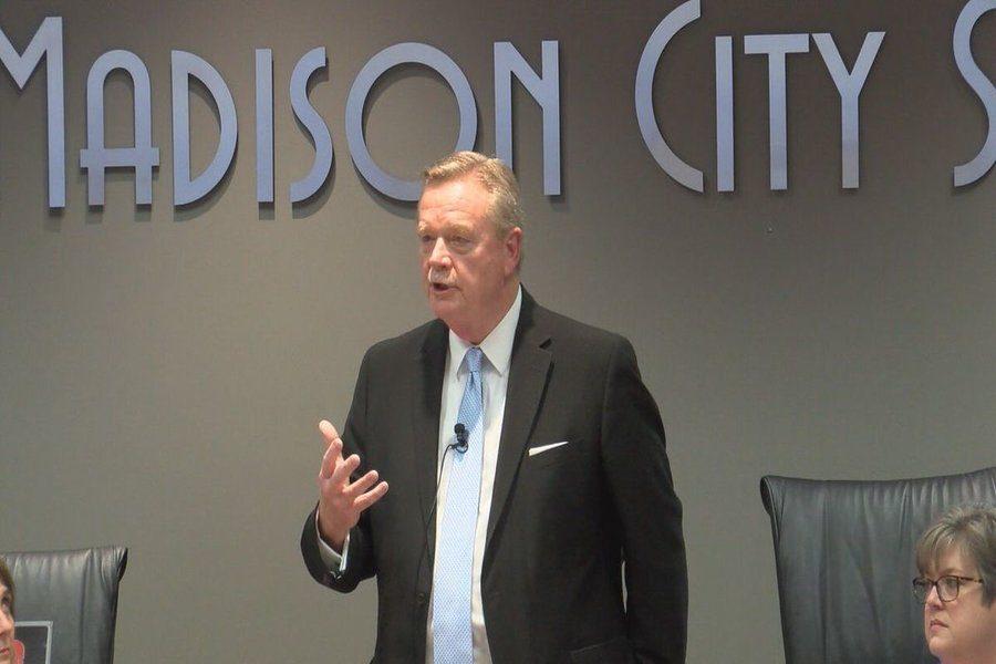 Longtime Madison City Schools Superintendent Resigns