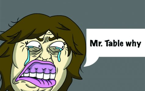 Mr. Table Why