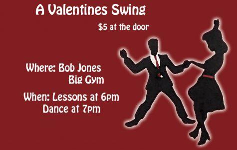 Valentine's Day Swing Dance