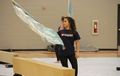 In Guard We Trust: One Reporter's Spin on Color Guard