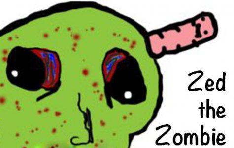 Zed the Zombie