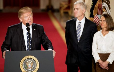 SCOTUS Fight: Gorsuch Takes the Stand