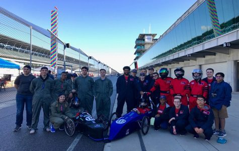 Patriot Racing Competes at Indianapolis Motor Speedway