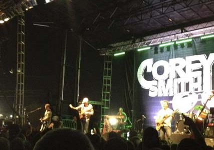 Corey Smith's Performance in Lincoln County