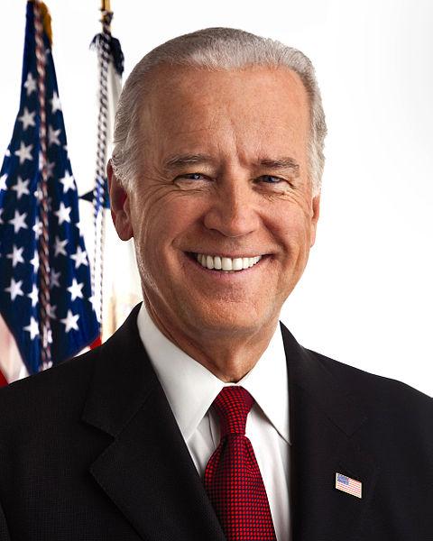 Joe Biden and his famous smile