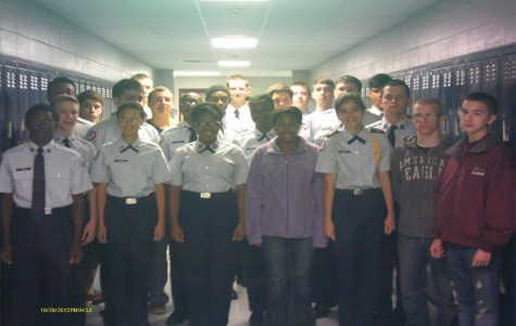 Flying High with ROTC