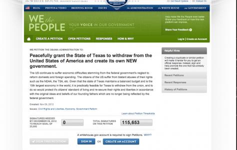 Texas Secession?