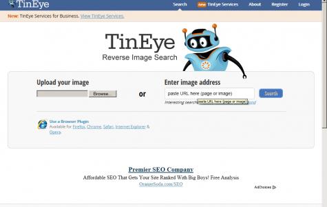 TinEye Has An Eye On the Web