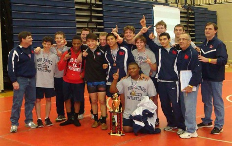 "No ""Wrest"" for the Wicked: BJHS Wrestling"