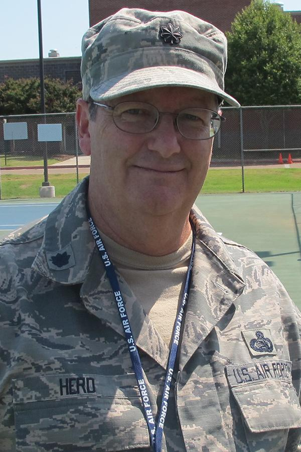 Lieutenant Colonel Randy Herd