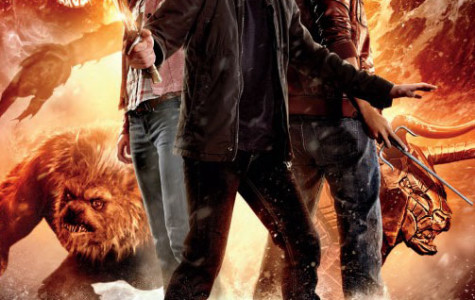 Percy Jackson Is Back In Action!
