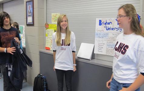 Bob Jones Students Look Ahead to College