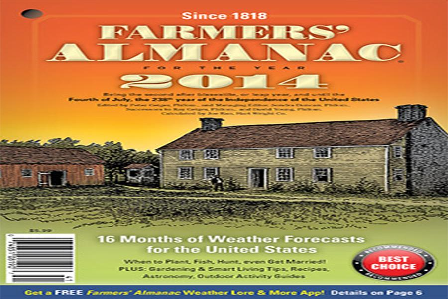 The+Farmers+Almanac%3A+Accurate+Predictions%3F