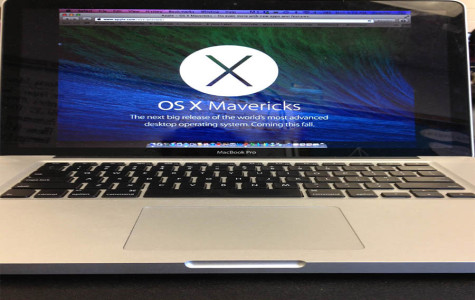 OS X Mavericks Rolling In