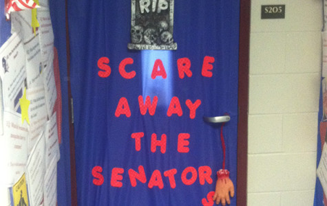 Door Décor: A Homecoming Competition
