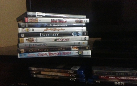 Calling All Unloved DVD's: We've Found You a Home.