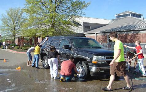 Car Wash AFJROTC