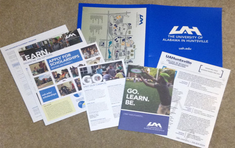 Detail information from UAHuntsville's campus tour.