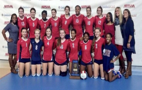 Bob Jones Volleyball Takes State