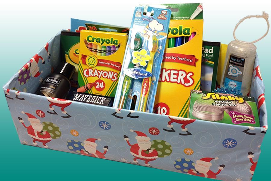 christmas shoeboxes for guatemala - Christmas Shoebox