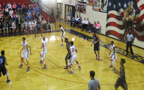 Basketball: Bob Jones Patriots vs. James Clemens Jets