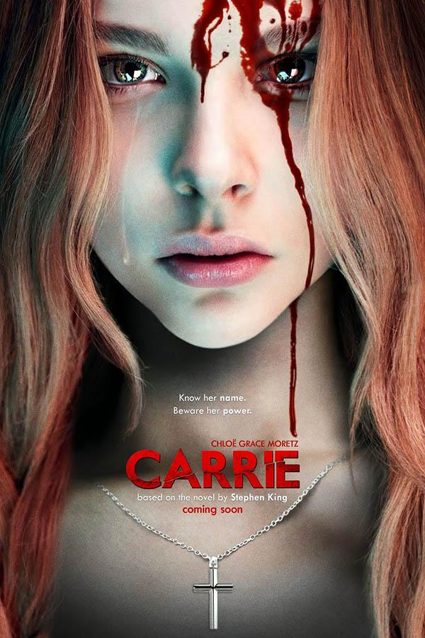Promo Poster for Carrie