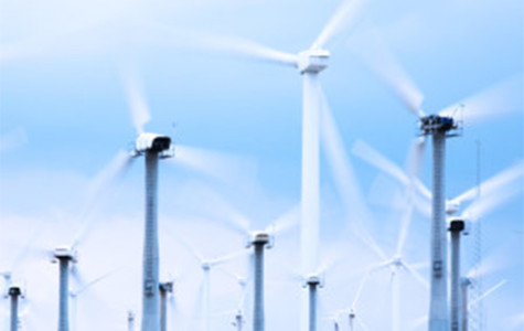 Microsoft plans to shift its focus to wind energy.