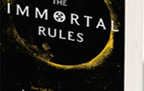 Cover of The Immortal Rules from http://www.bloodofeden.com/index.html