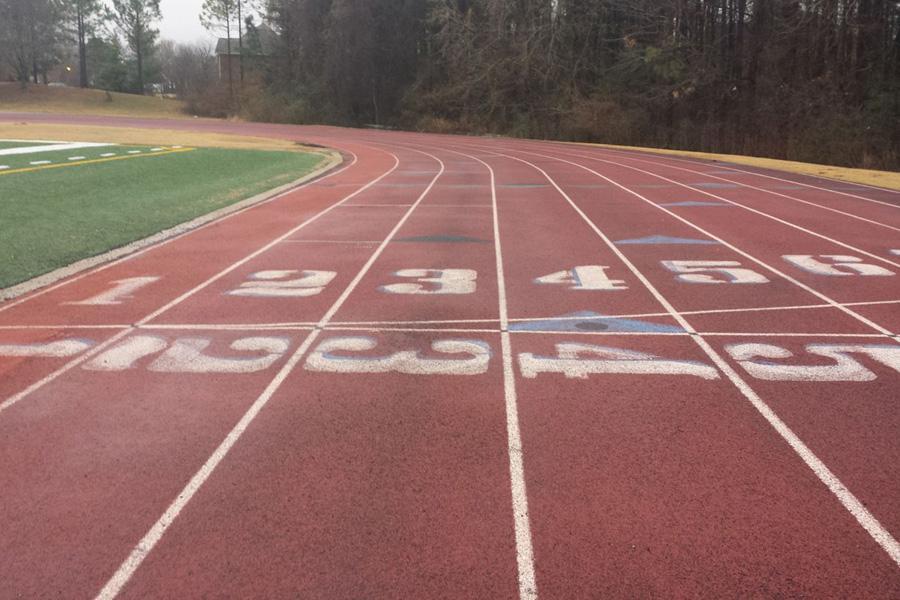 The Bob Jones Indoor Track Season Begins