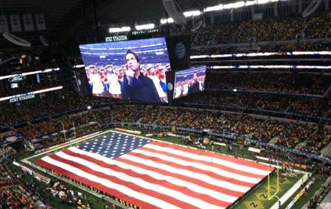 Lights, Camera, Cotton Bowl!