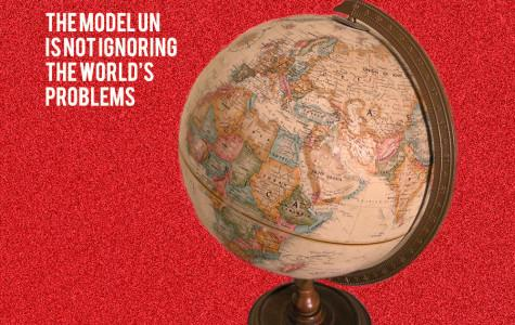 The Model UN is Not Ignoring the World's Problems