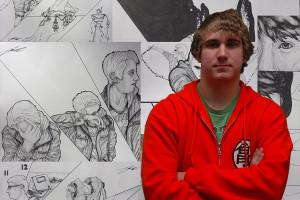 Humans of Bob Jones: Caleb Lawson