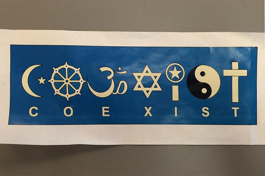Can different religious groups coexist in harmony?