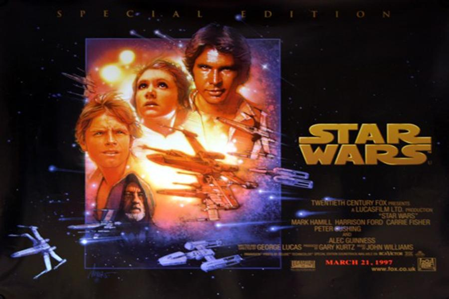 Star Wars Episode Iv A New Hope Review Patriot Pages