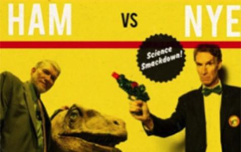 Science versus Religion Throw-Down: Bill Nye against Ken Ham