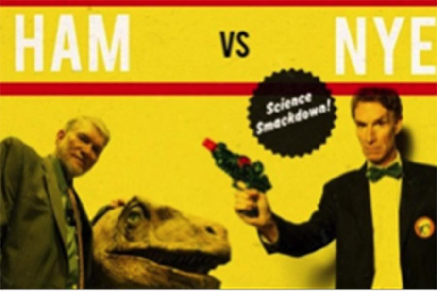 Science versus Religion Throw-Down: Bill Nye against Ken Ham