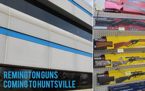 Remington Guns Coming to Huntsville