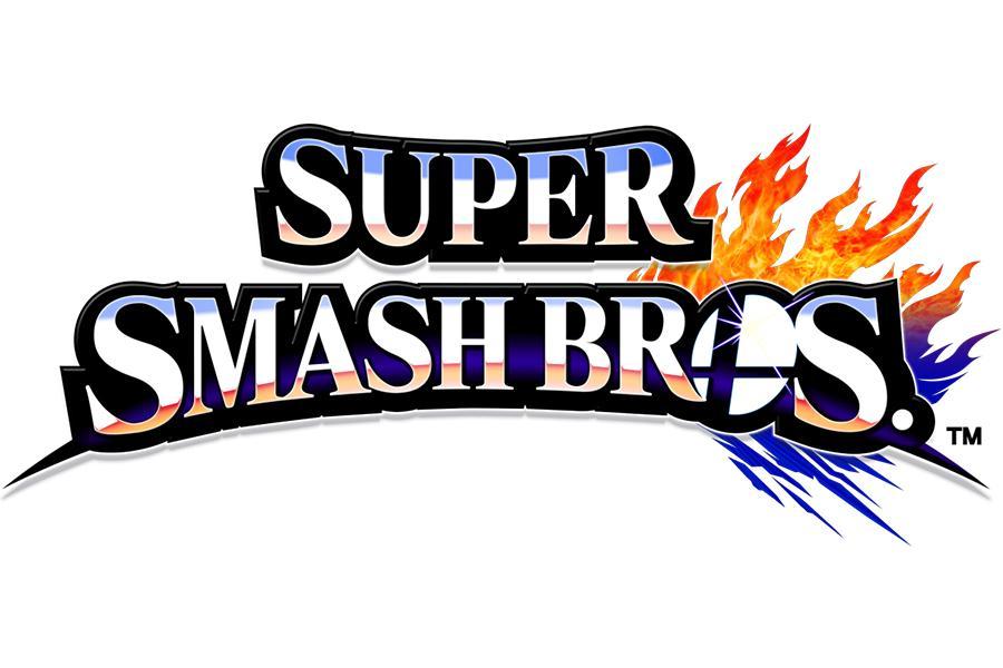 Logo of Super Smash Bros.