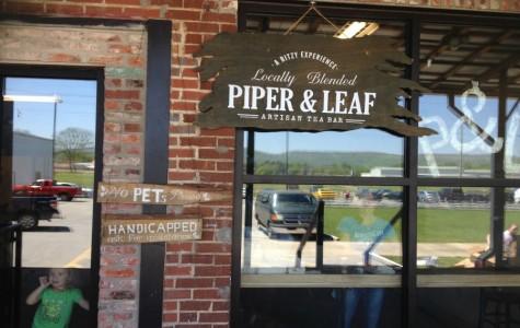 The Fan-tea-stic Piper & Leaf
