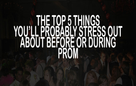 The Top 5 Things You'll Probably Stress Out About Before or During Prom