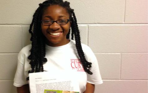 Student of the Week:  Nkechi Nnorom