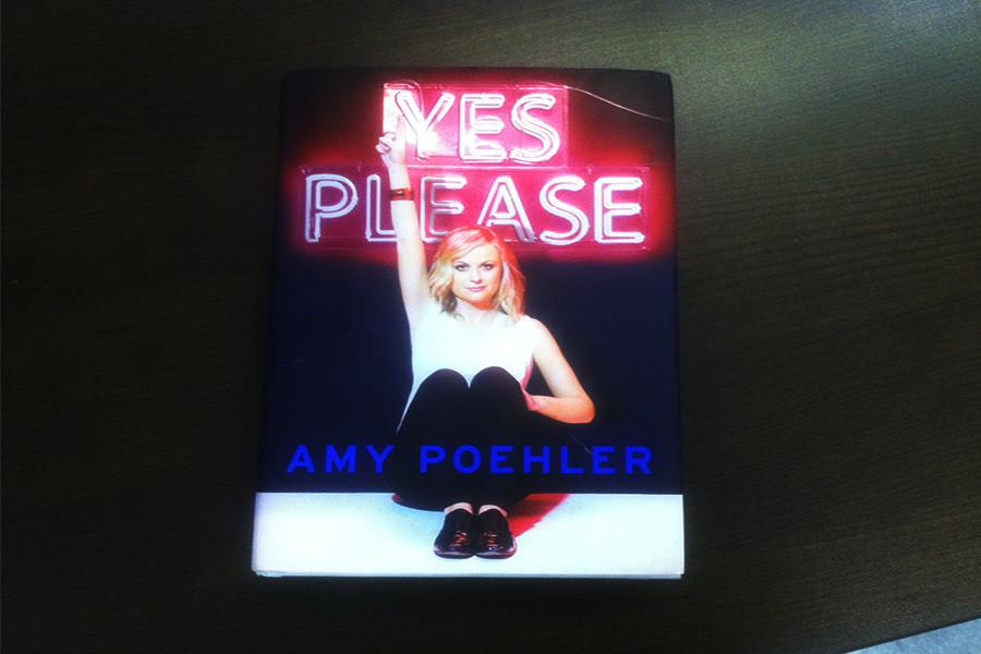 Hardcover+of+Yes+Please.